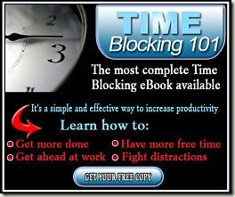 time-blocking