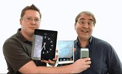 iPhone, iPad, or iPad Mini