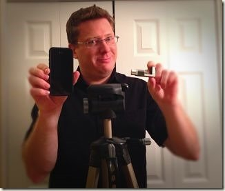 Do You Have an iPhone Tripod Mount?