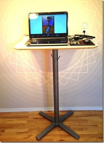 My DIY Standing Desk