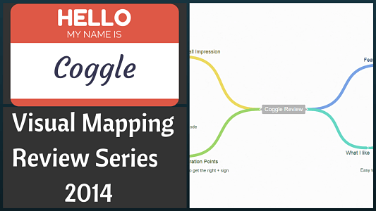 Coggle Review – Visual Mapping Review Series 2014