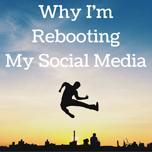 My Social Media Reboot – YMM #49